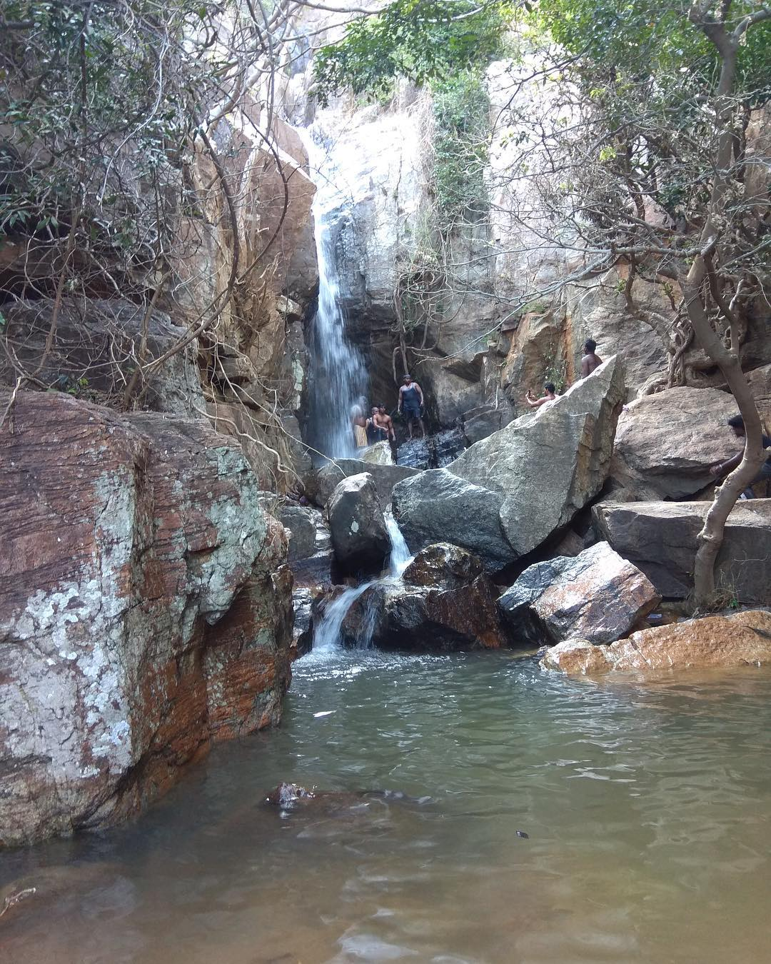 Kuthirapanjan Falls / Panagudi Fall