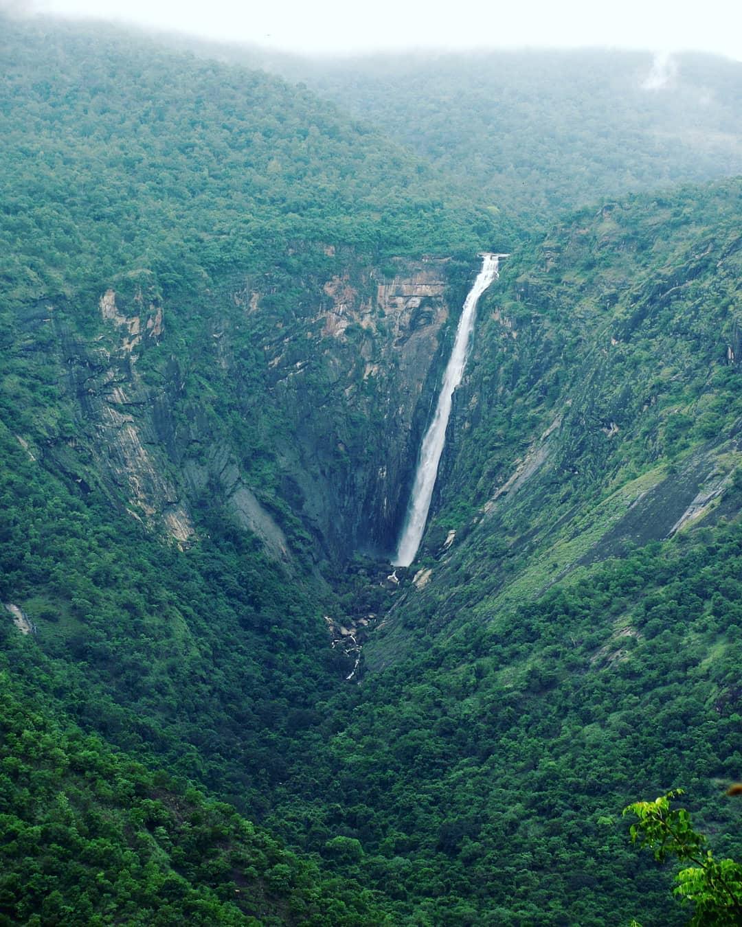 Thalaiyar Falls / Rat Tail Falls