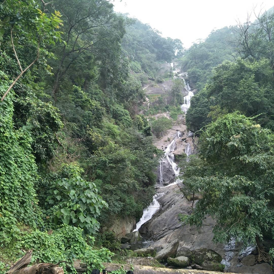 Siruvani Waterfalls