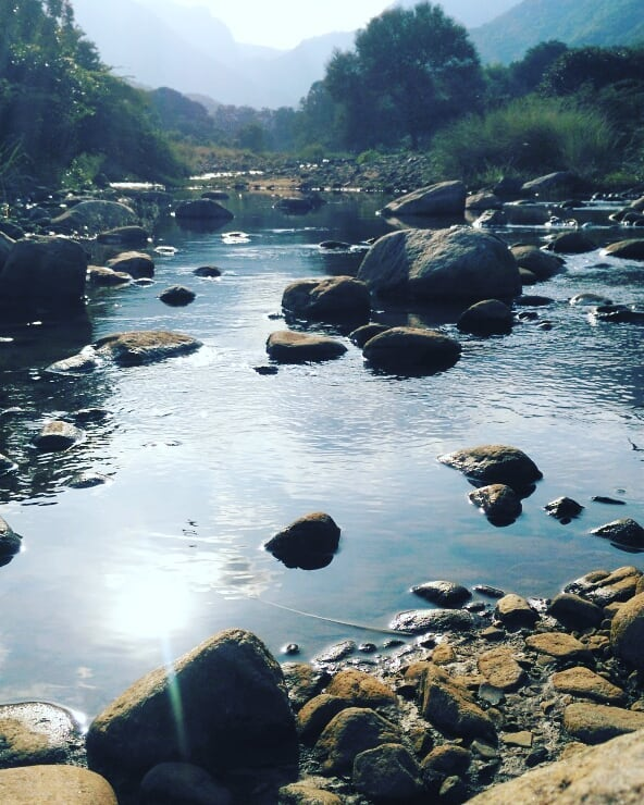 Puliyancholai Falls