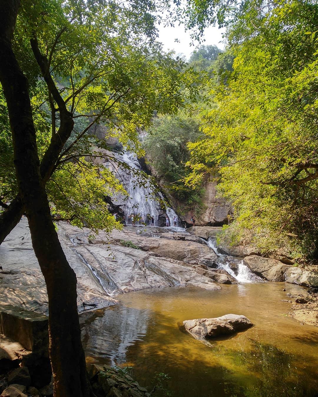 Monkey Waterfalls