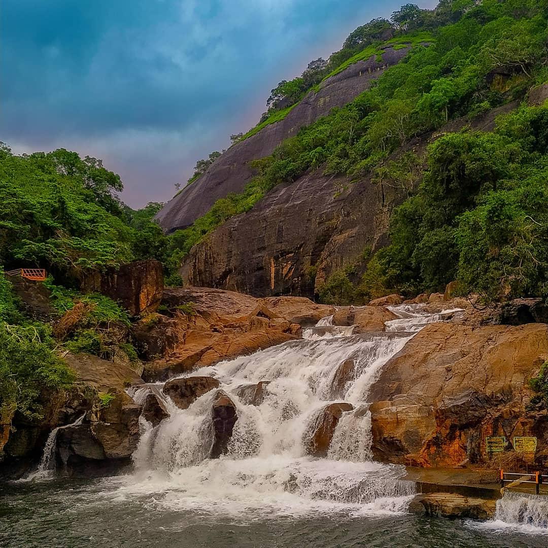 Manimuthar Dam & Falls