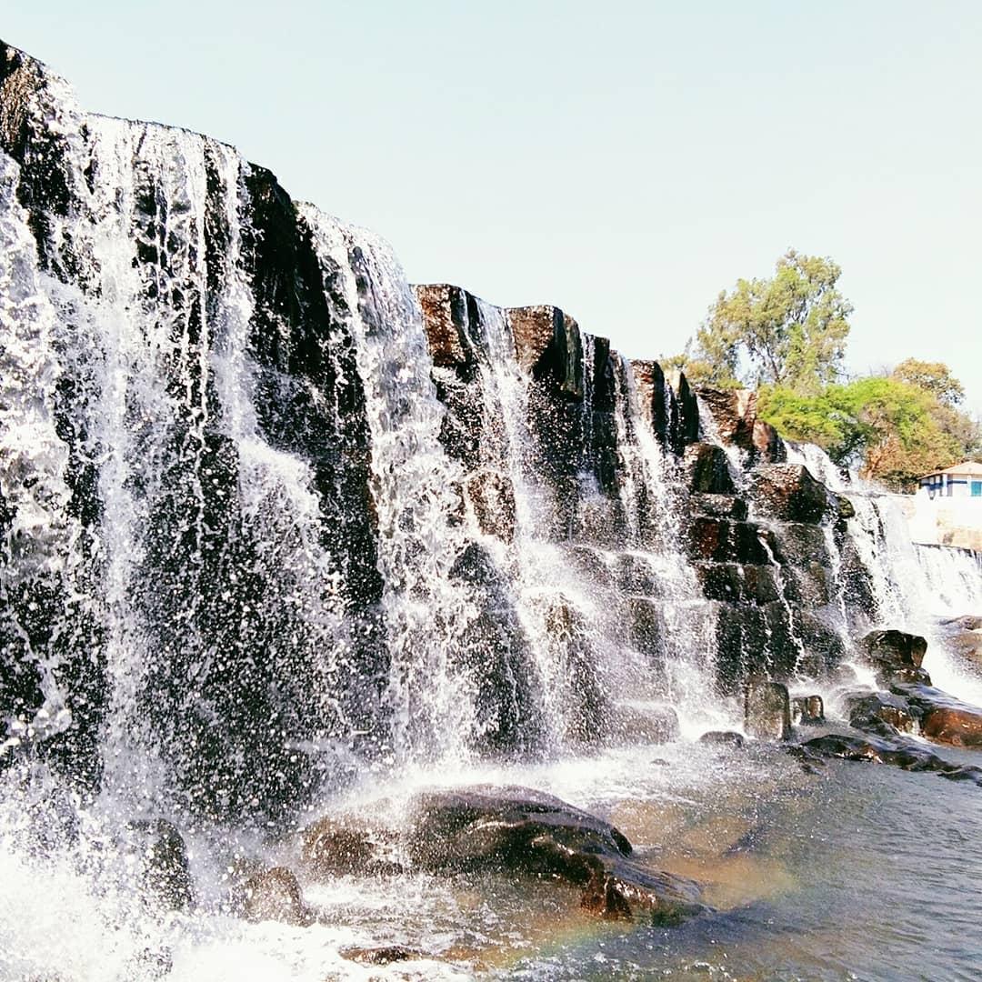 Kodiveri Dam & Waterfall