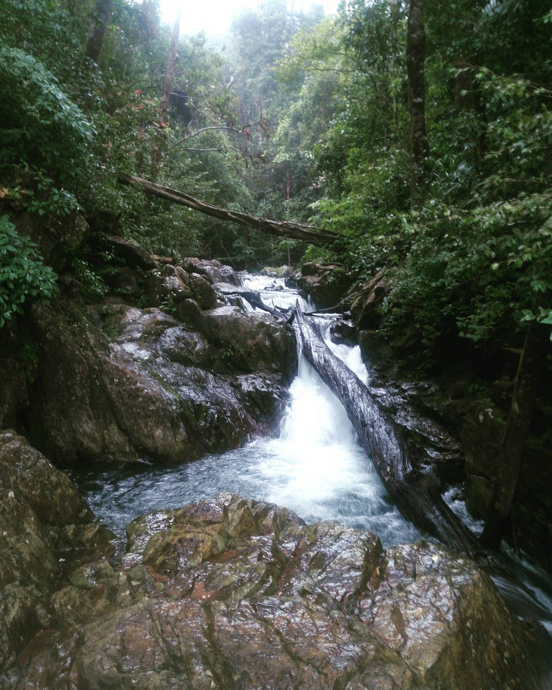 Barkana Waterfall