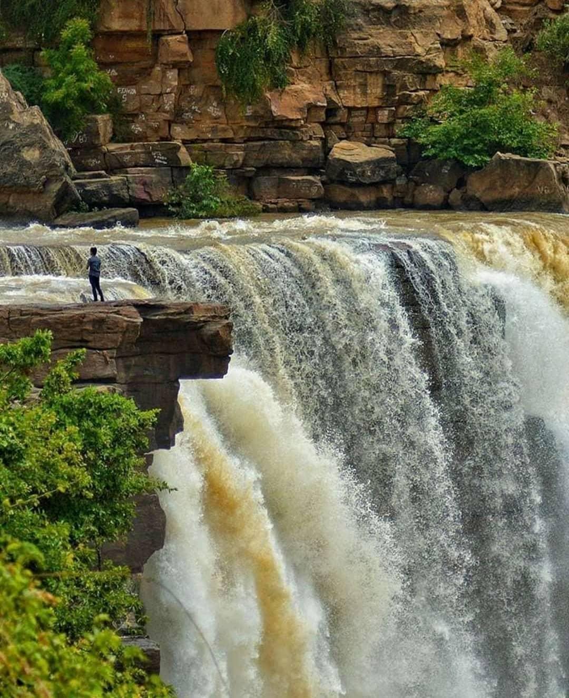 Gokak Waterfall