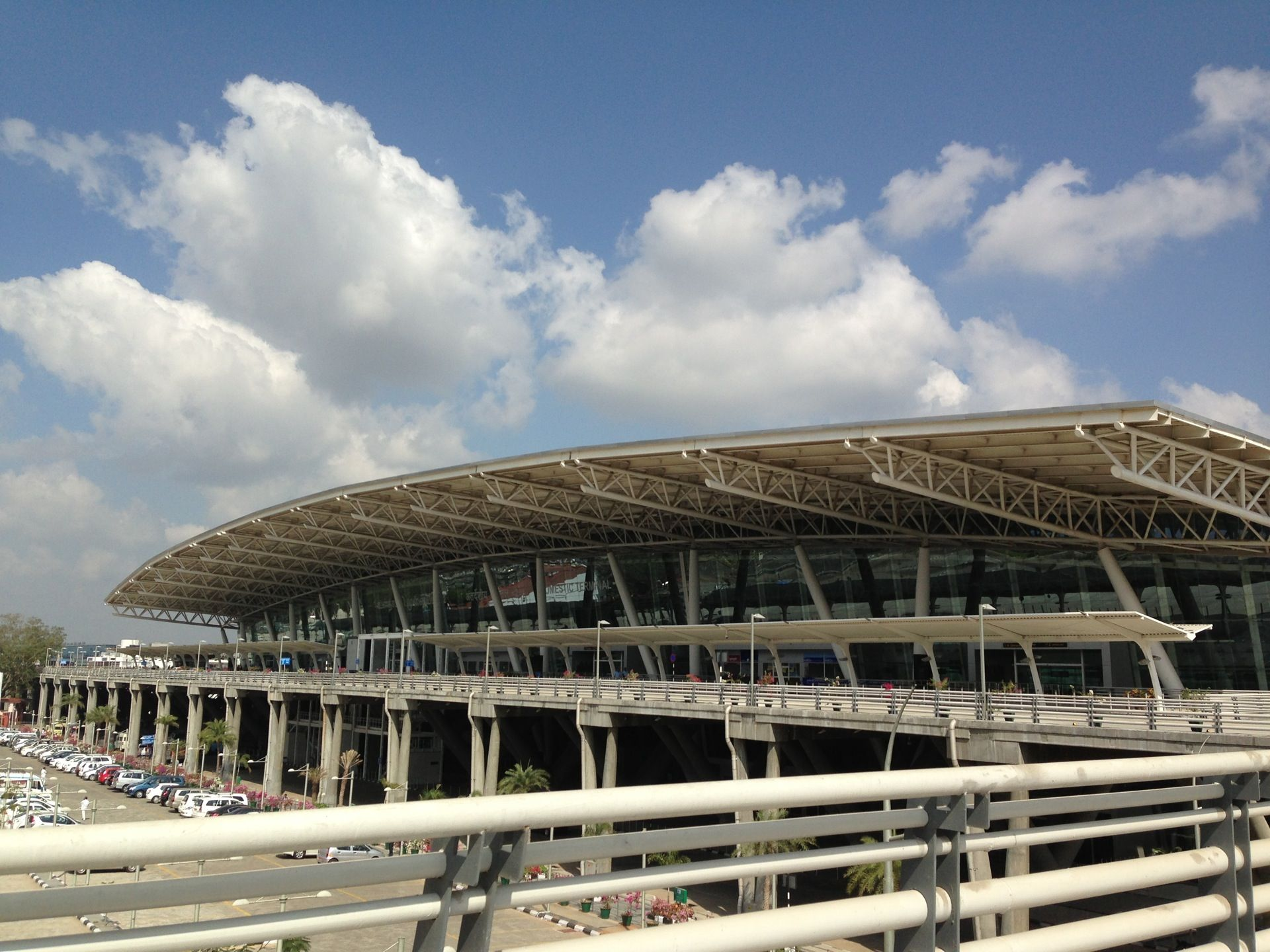 Chennai International Airport, Chennai (MAA)