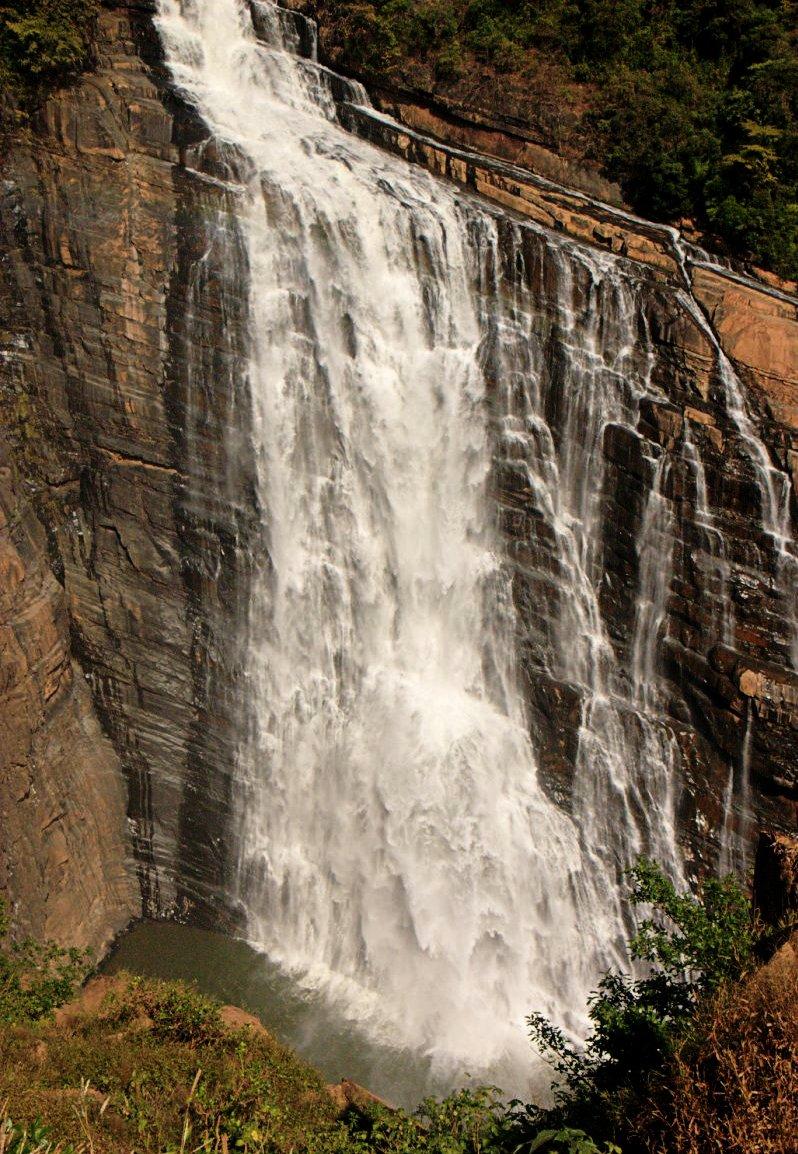 Unchalli Waterfall