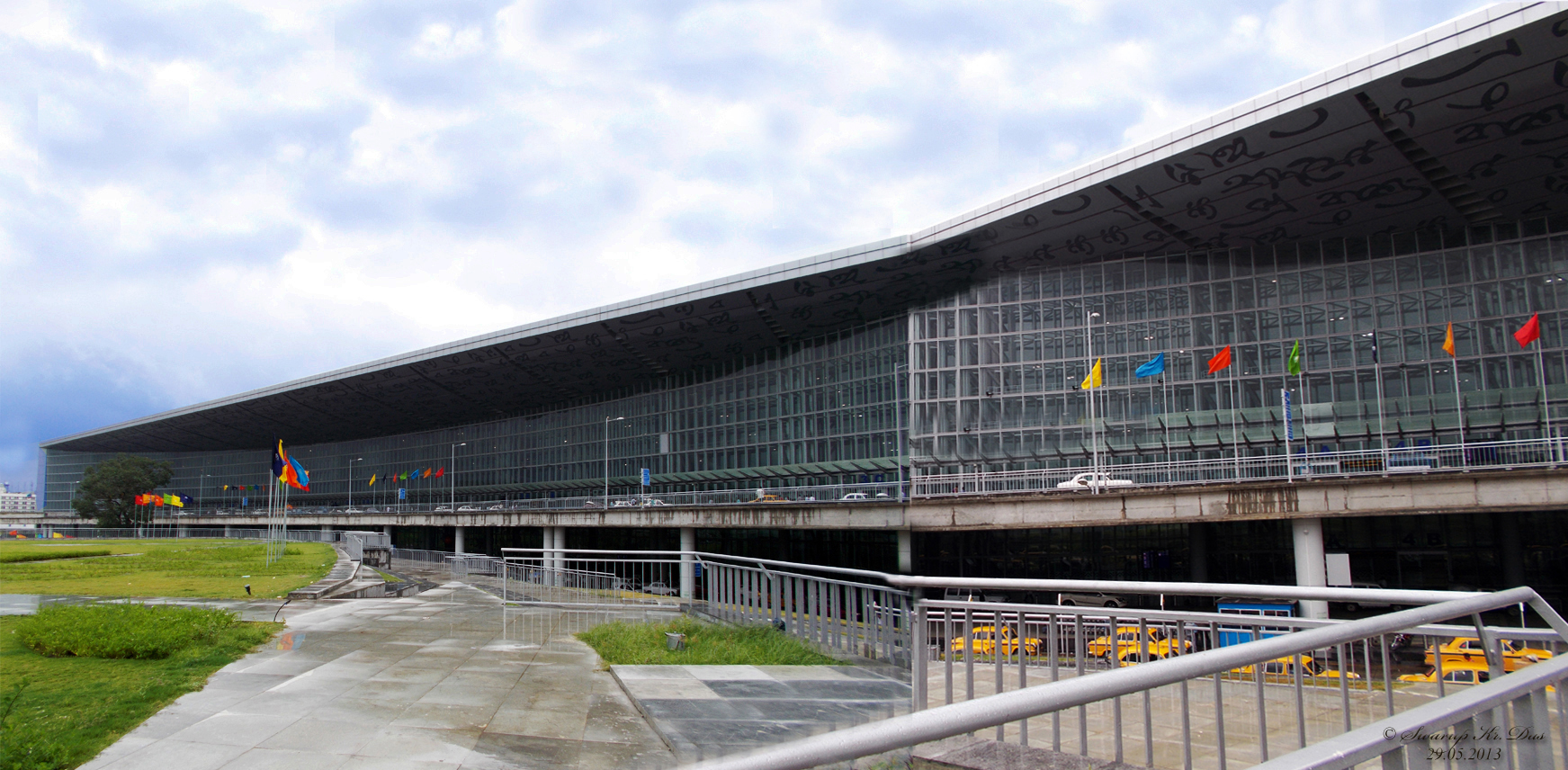 list of international airports in