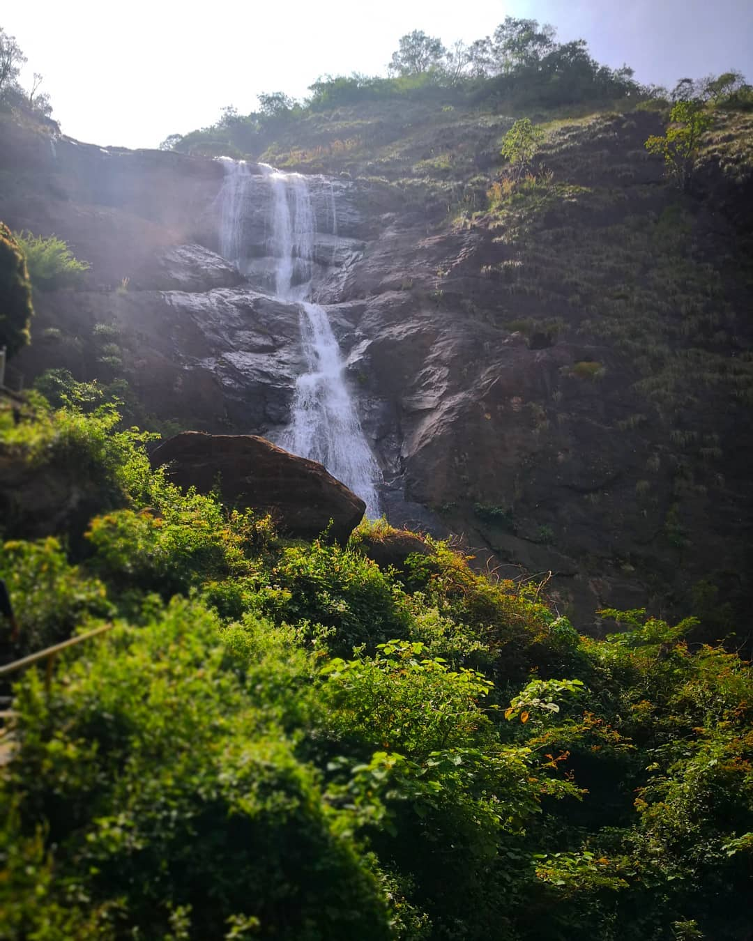 Meanamutty Falls