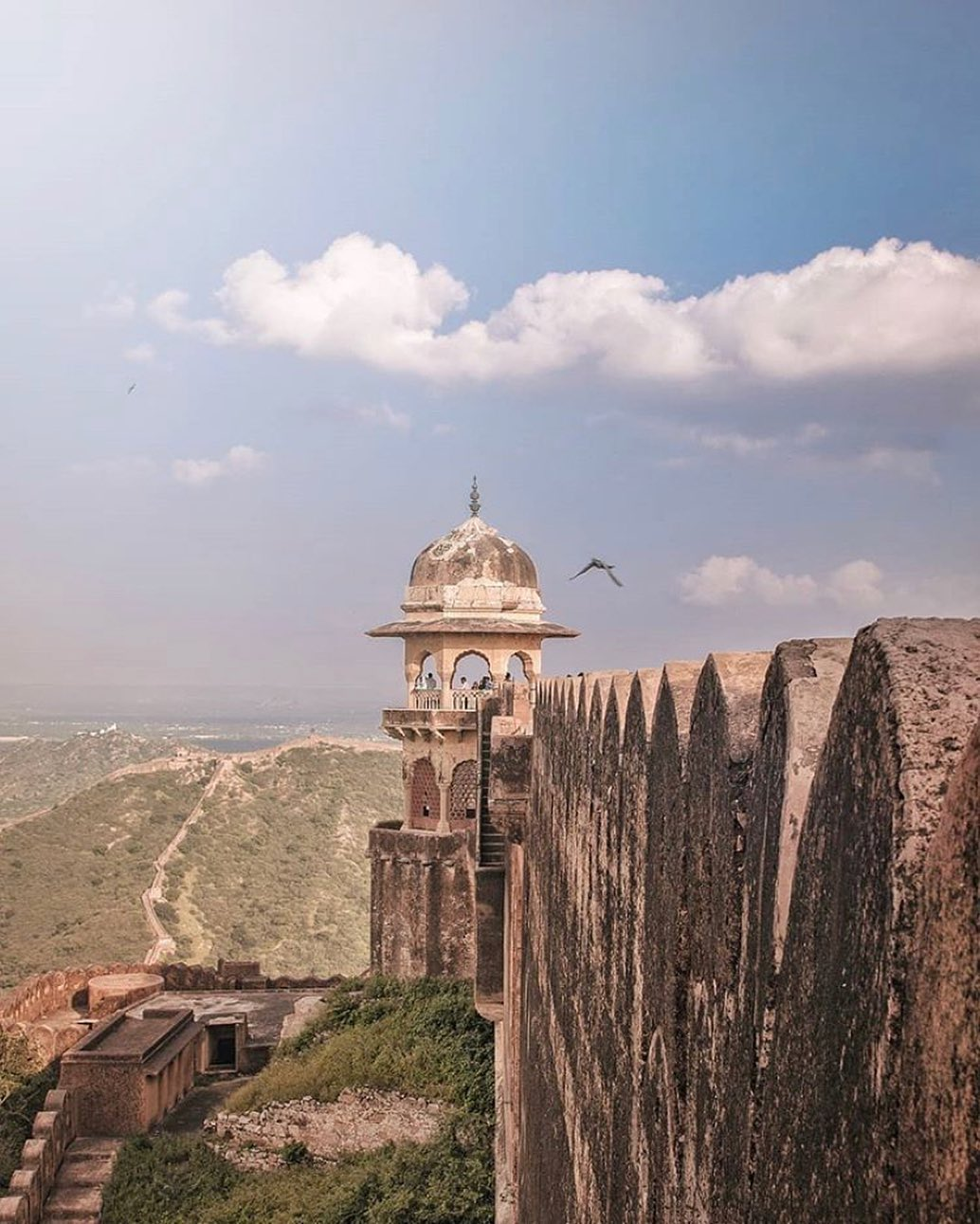 Jaigarh Fort, Amer