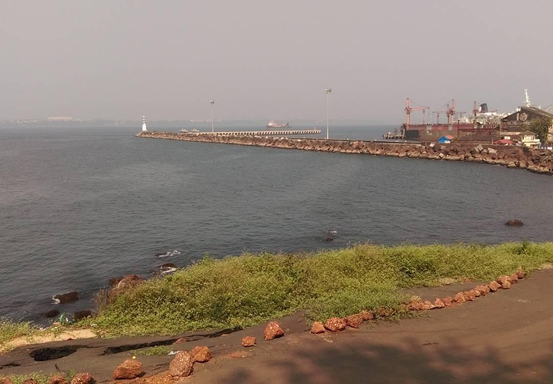 Marmagao Port