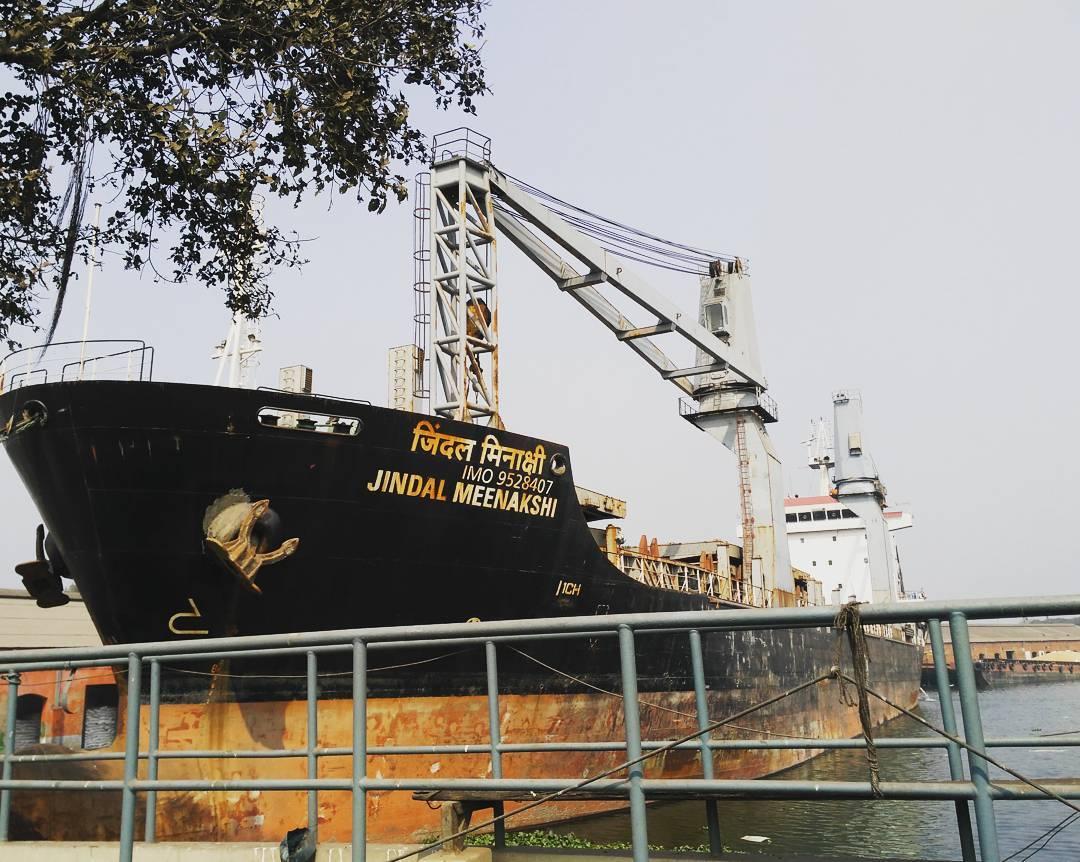 Kolkata-Haldia Port