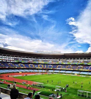 biggest stadium in india