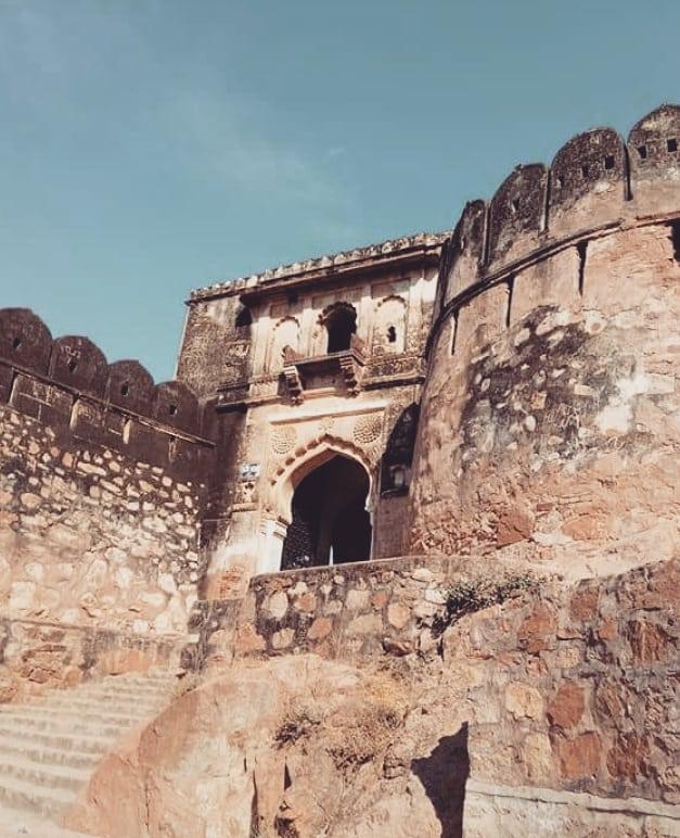 Jalore Fort, Jalore