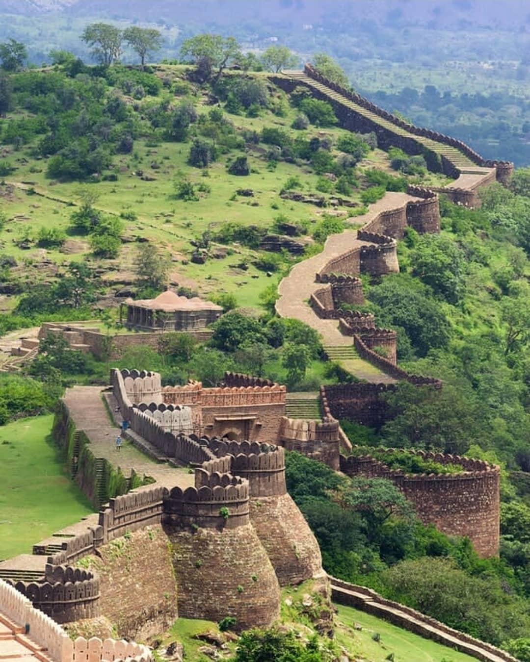 Kumbhalgarh Fort, Rajsamand
