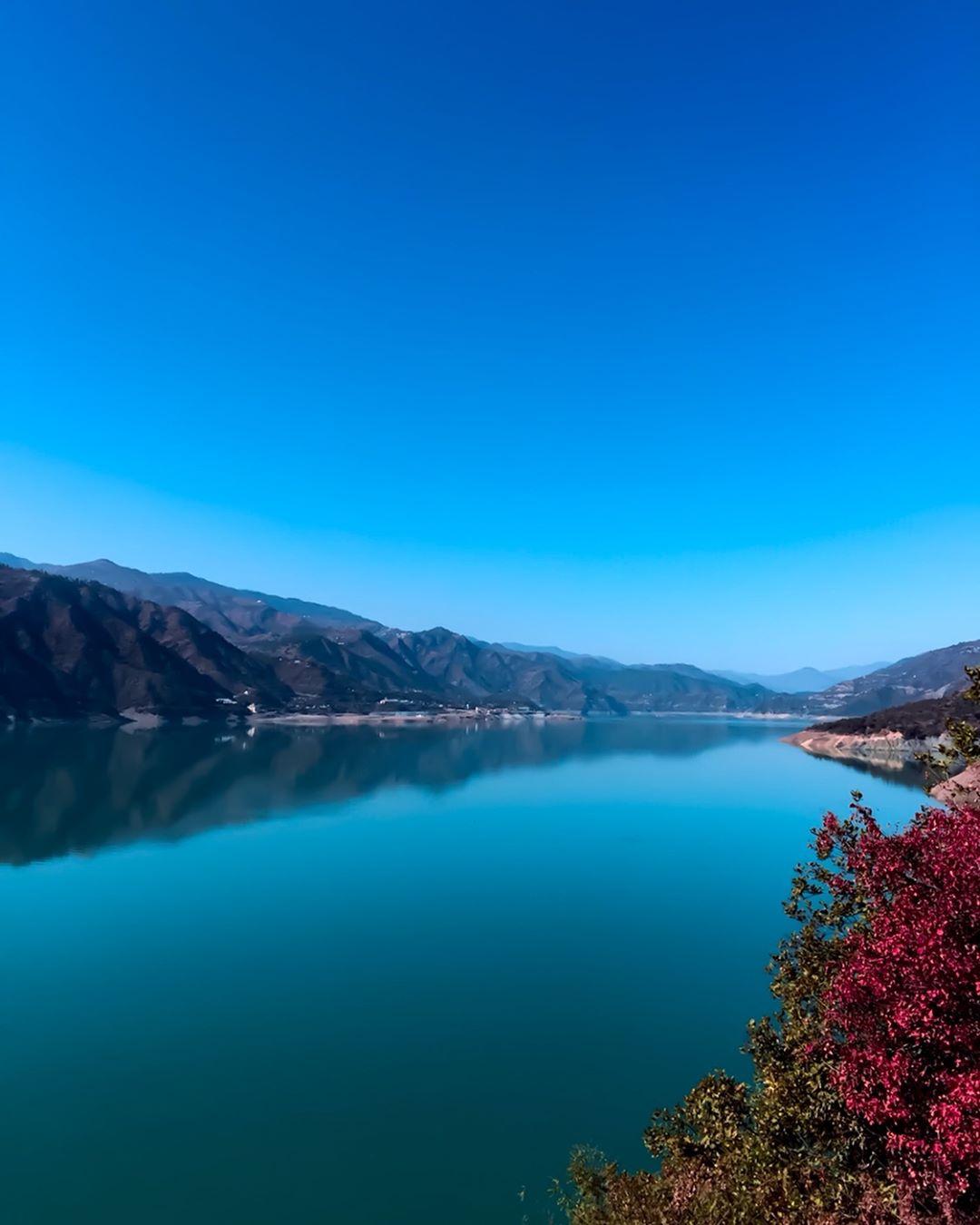 Tehri Dam & Tehri Lake