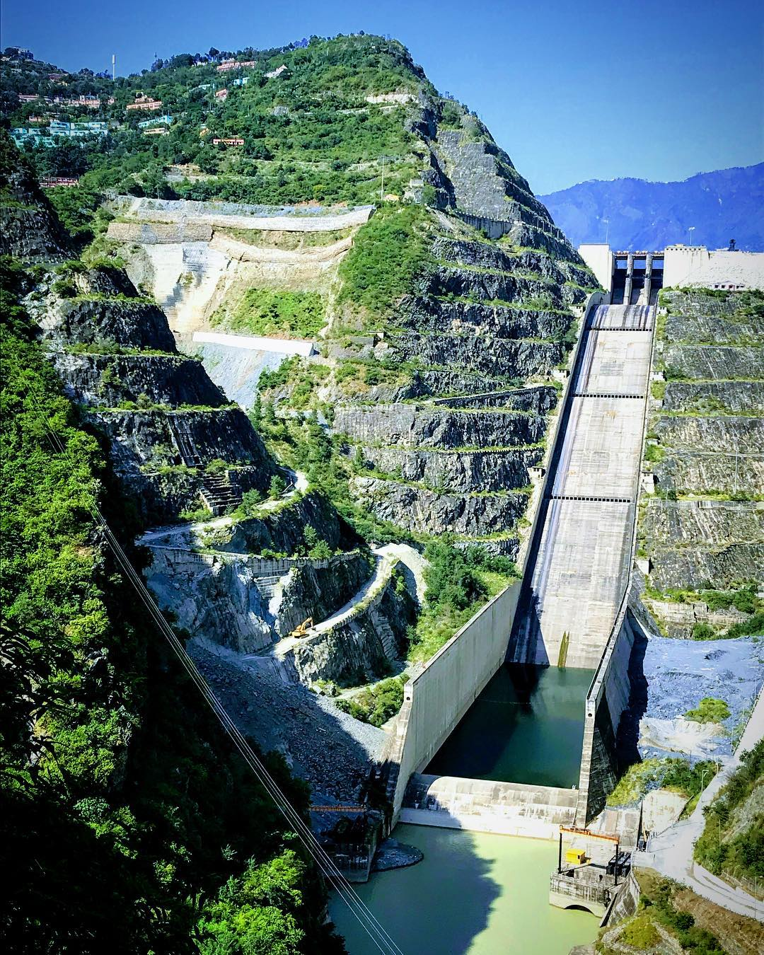 biggest dam in India