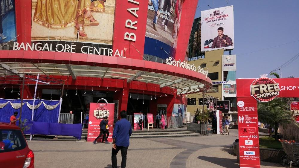 Bangalore Central