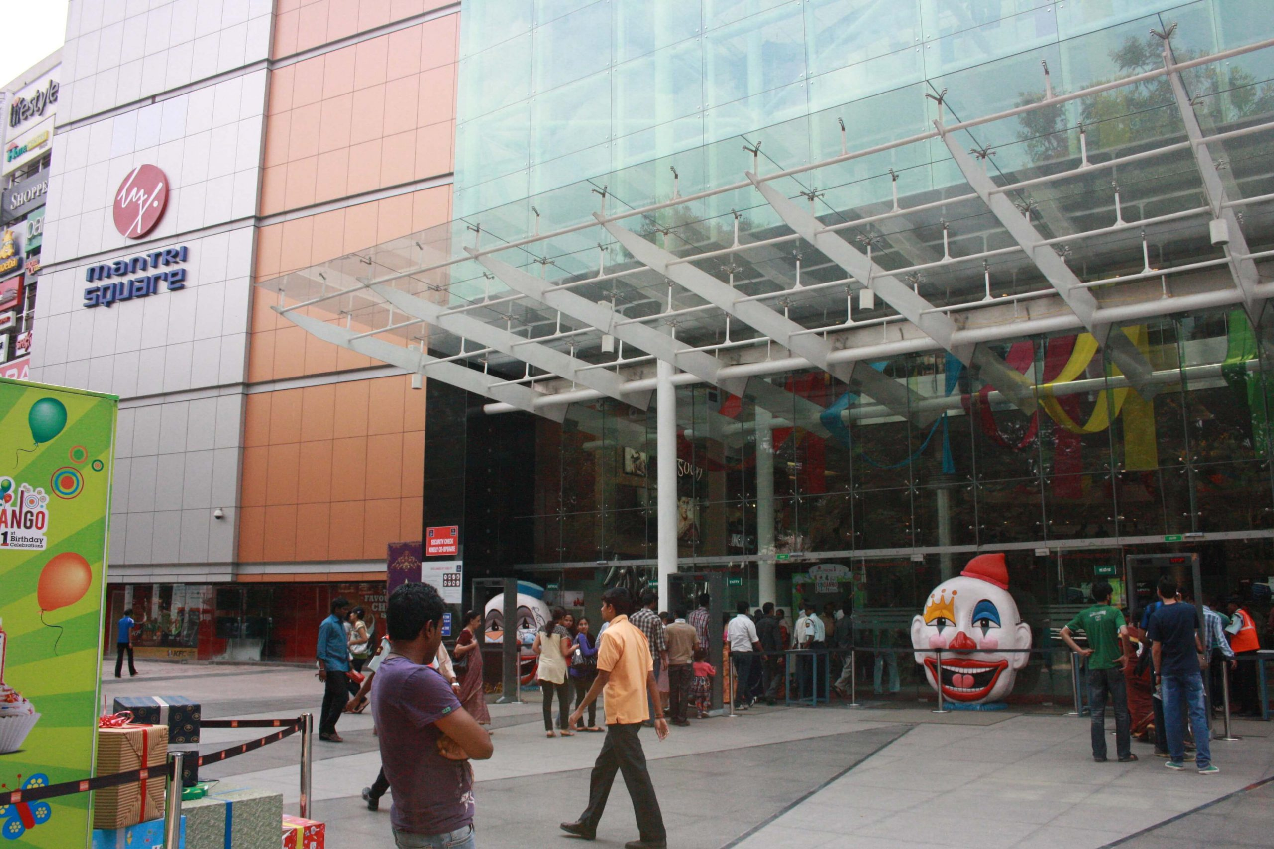 Mantri Square Mall