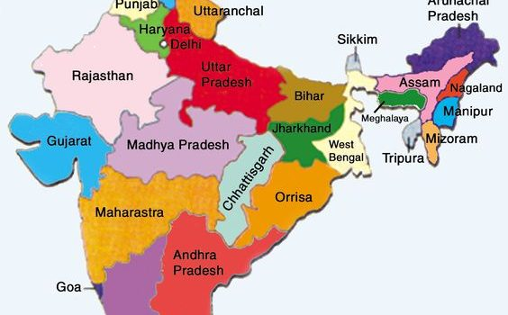 total state in India