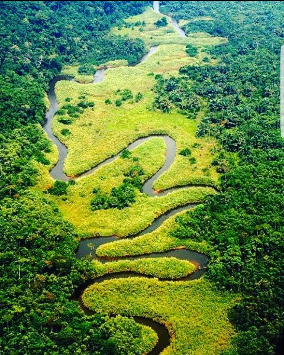Congo River, Africa