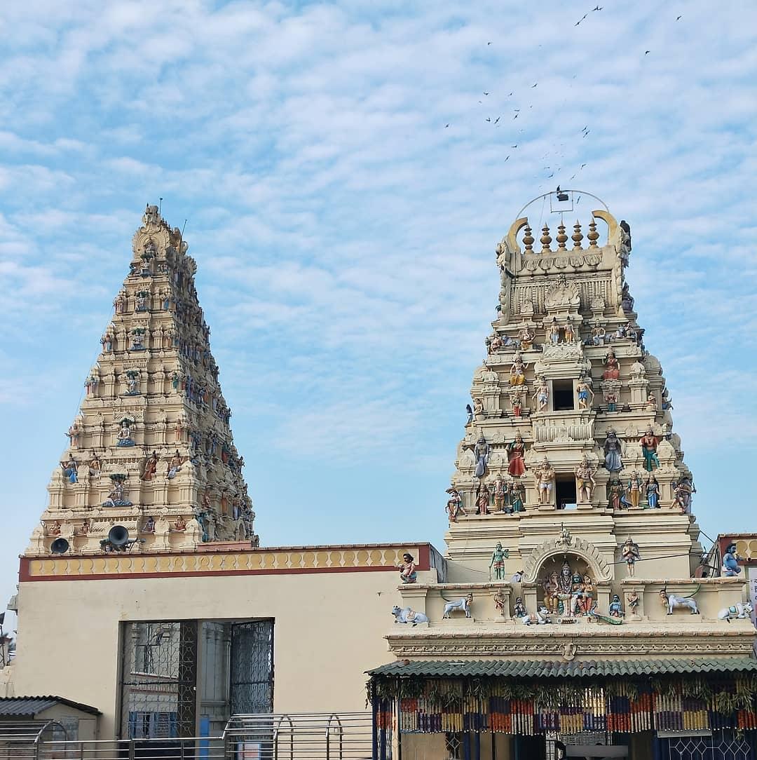 Mahadeshwara Temple Karnataka