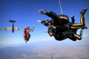 Hyderabad Telangana Skydiving