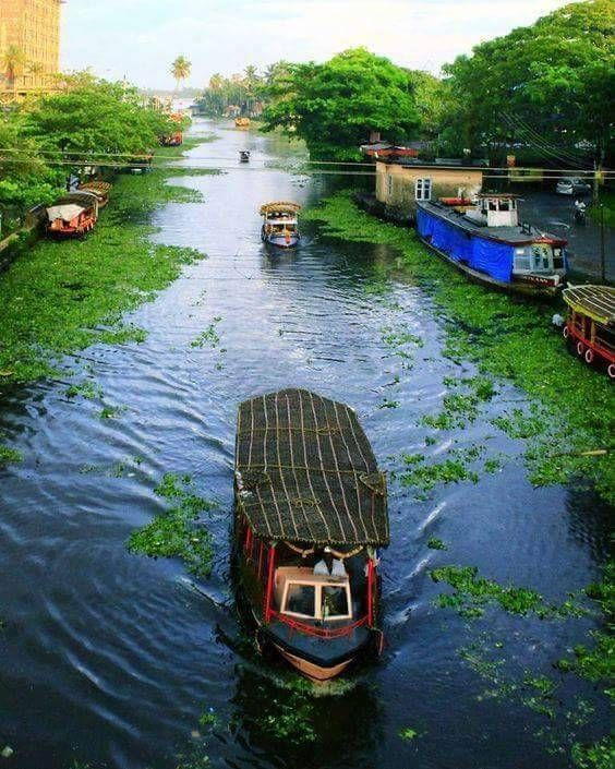 famous place of Kerala