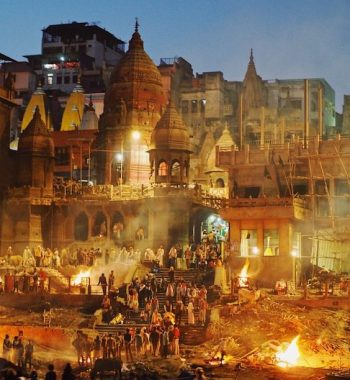 oldest city in india