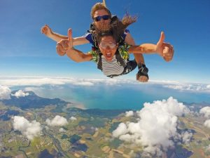 Top 7 Place For Skydiving In India