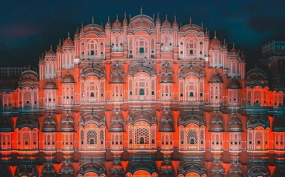 places to visit in Jaipur at night