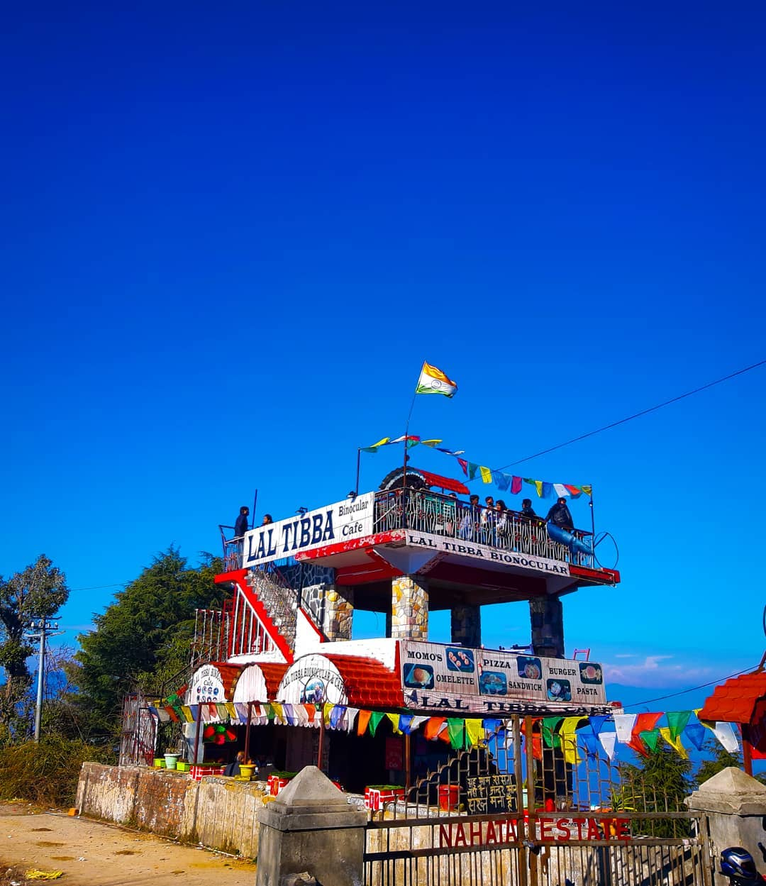 Lal Tibba in Mussoorie