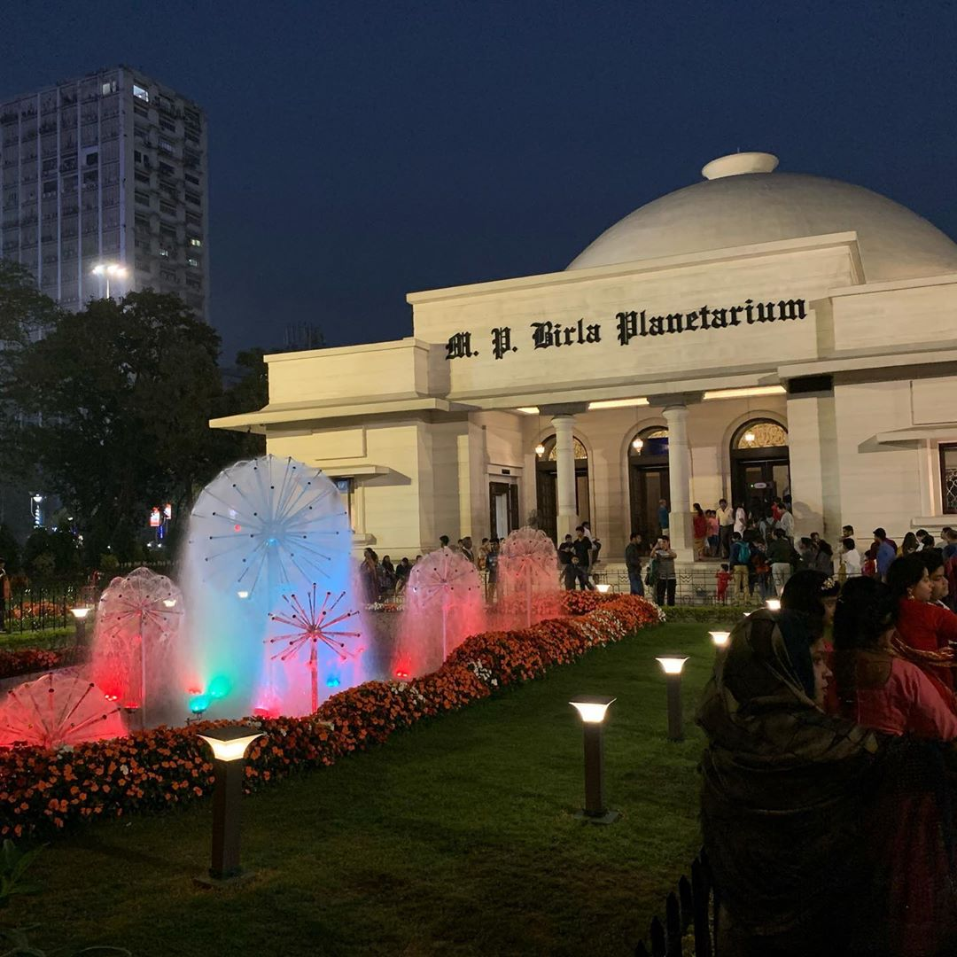 Starry View At Birla Planetarium: Things To Do In Kolkata