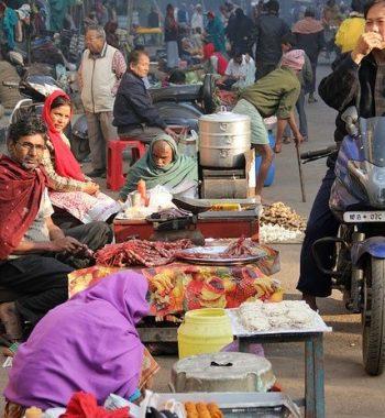 Breakfast At Terreti Market