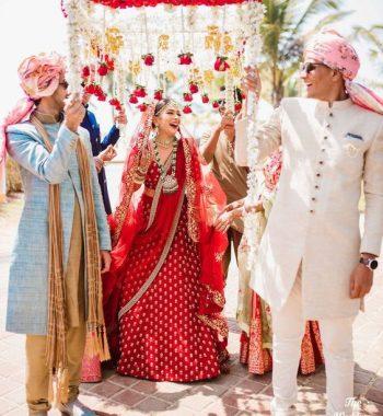 destination wedding in India