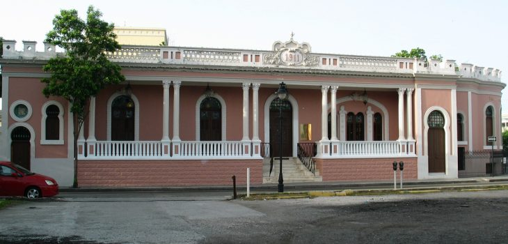 Ponce Historic Zone, Ponce, Puerto Rico