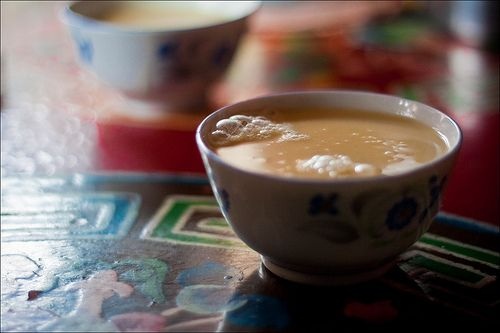 Bhutanese Butter Tea