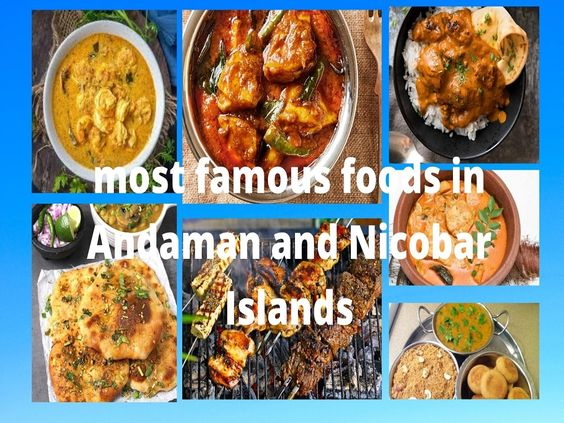 Foods And Beverages In Andaman