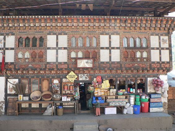 Lama Tahering Doraji General Shop, Paro