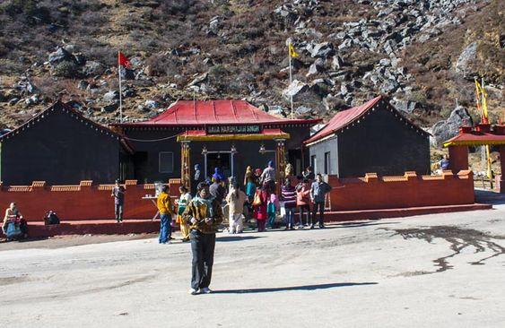 Baba Harbhajan Singh Temple, Gangtok