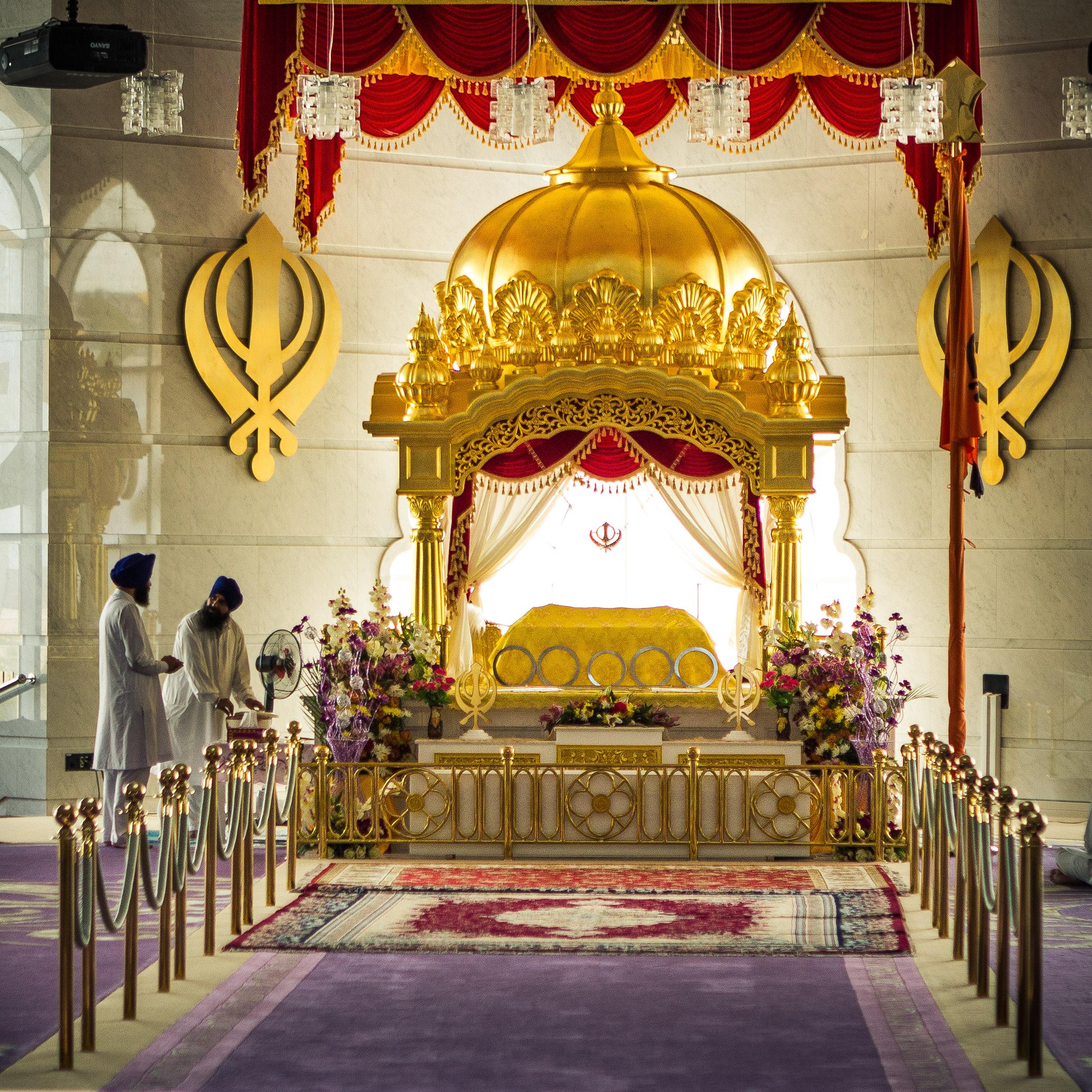 Guru Nanak Darbar Dubai