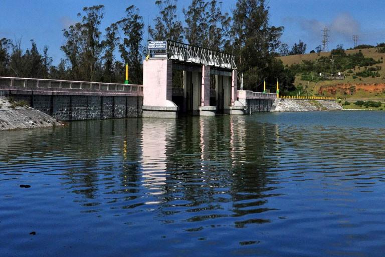 Kamraj Sagar Lake