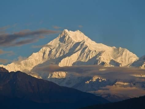 Kanchenjunga Gangtok