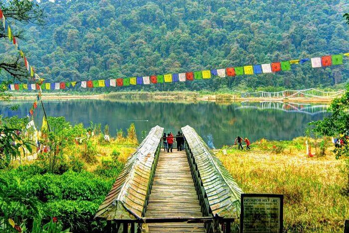 Kheechopalri Lake