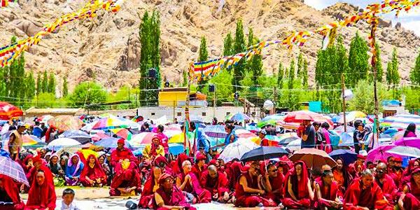 Lhabab Dheuchen Festival