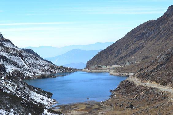 Nathula Pass Indo China Border