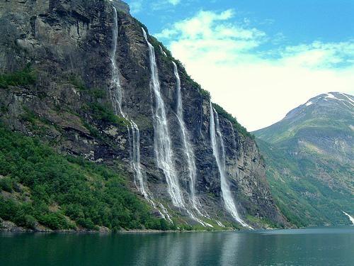 Seven Sisters Waterfalls, Gangtok