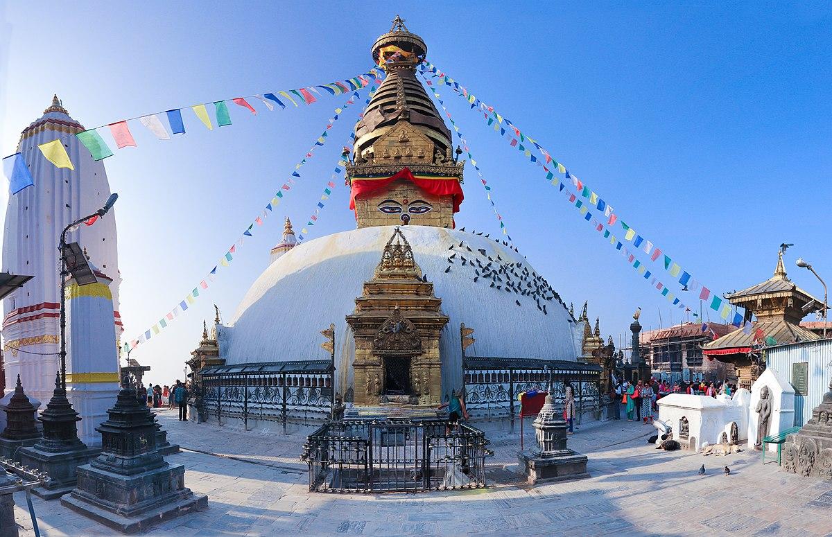 Swayambhunath (Monkey Temple)