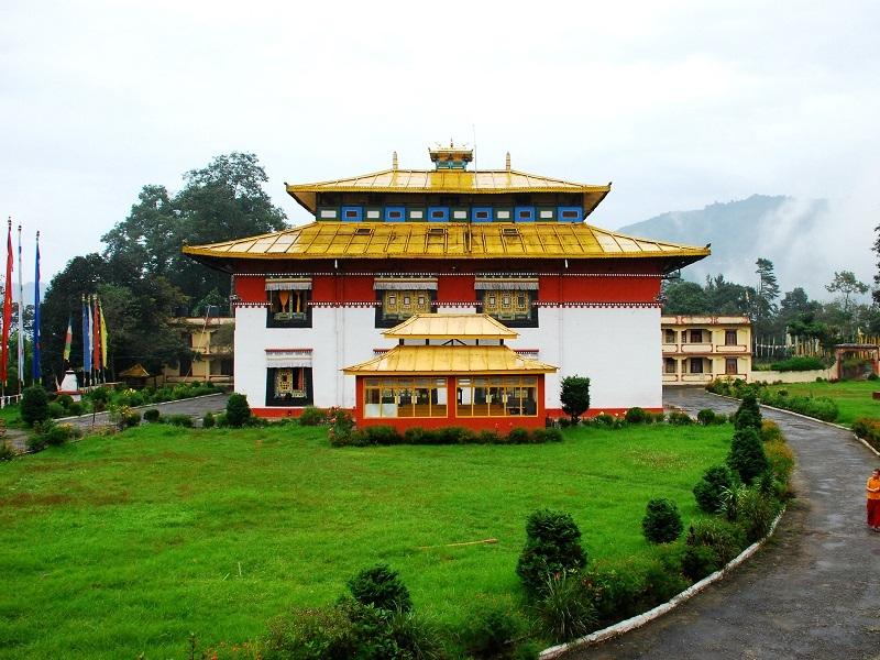 Tsuk La Khang Monastery Gangtok