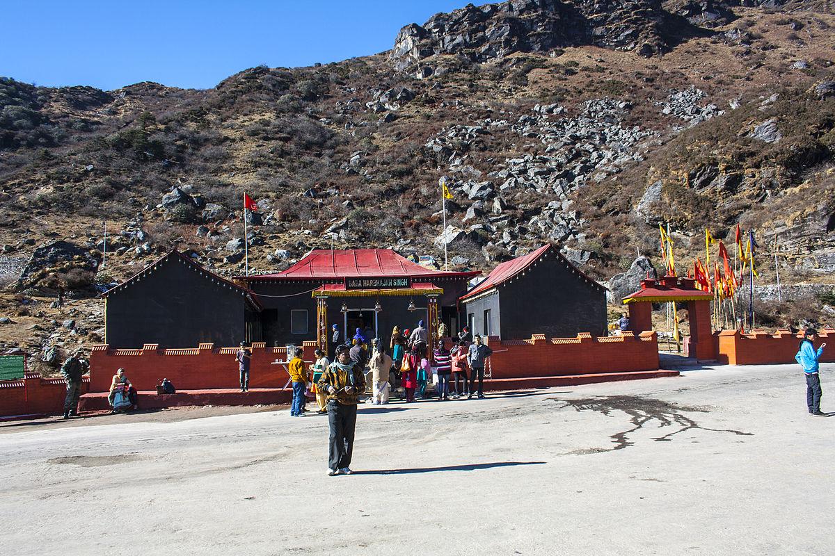 Visit the Baba Harbhajan Singh Temple